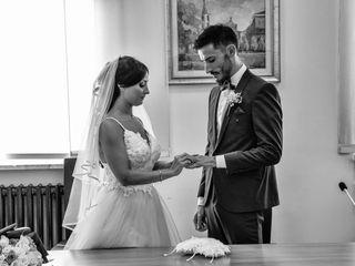 Le nozze di Sara e Michael
