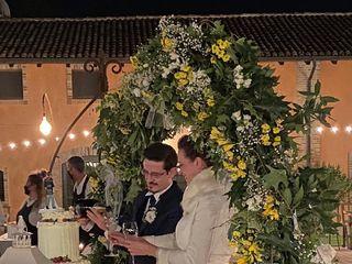 Le nozze di Giuseppe e Serena 1