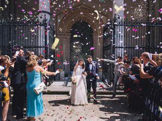 Le nozze di Lorenzo e Paola
