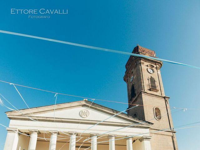 Il matrimonio di Michele e Elena a Guasila, Cagliari 8