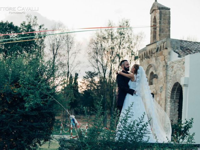 Il matrimonio di Michele e Elena a Guasila, Cagliari 9