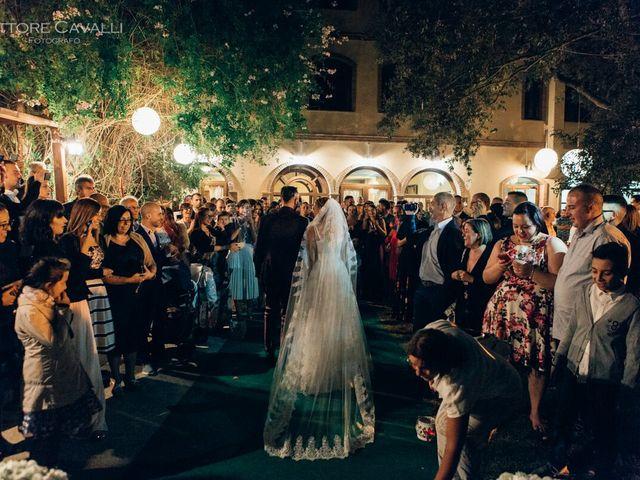 Il matrimonio di Michele e Elena a Guasila, Cagliari 12