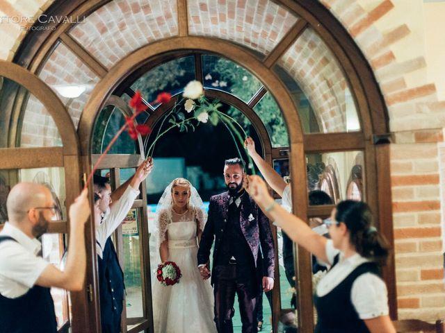 Il matrimonio di Michele e Elena a Guasila, Cagliari 14