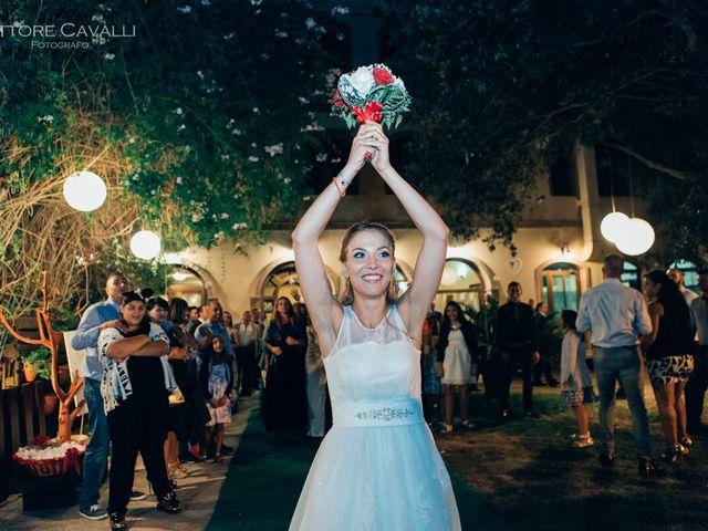 Il matrimonio di Michele e Elena a Guasila, Cagliari 21