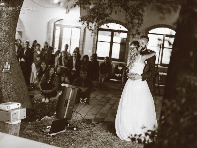 Il matrimonio di Michele e Elena a Guasila, Cagliari 22
