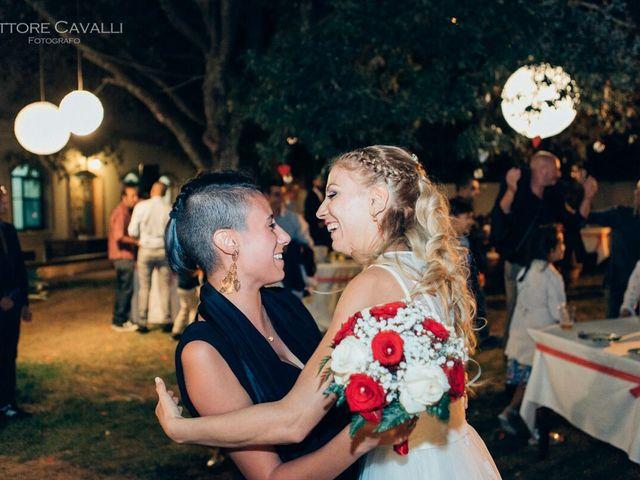 Il matrimonio di Michele e Elena a Guasila, Cagliari 25