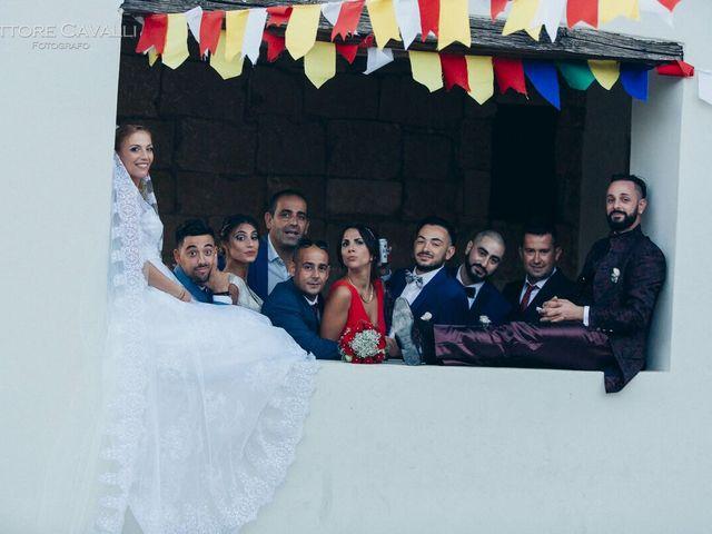 Il matrimonio di Michele e Elena a Guasila, Cagliari 30