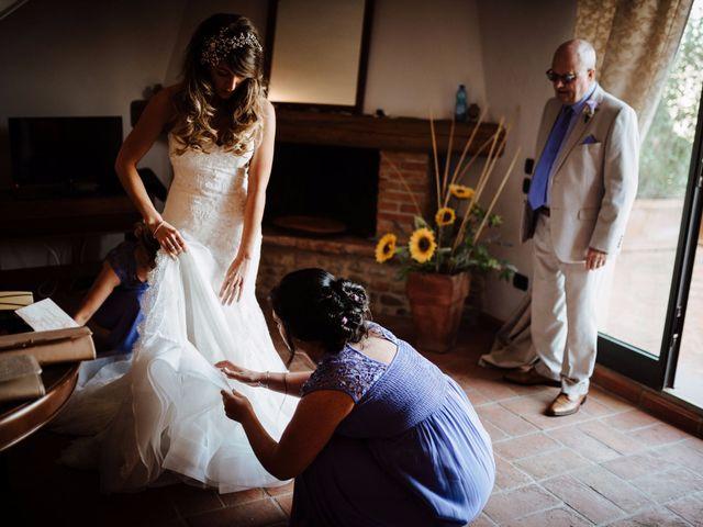 Il matrimonio di Daniel e Anna a Montespertoli, Firenze 31