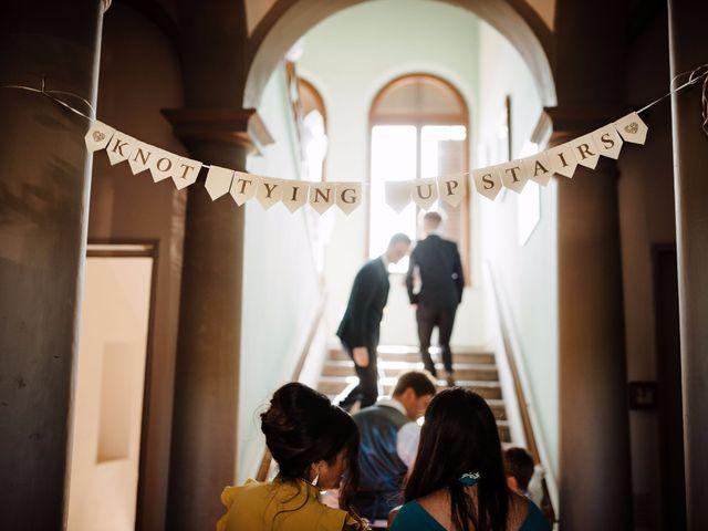 Il matrimonio di Daniel e Anna a Montespertoli, Firenze 33