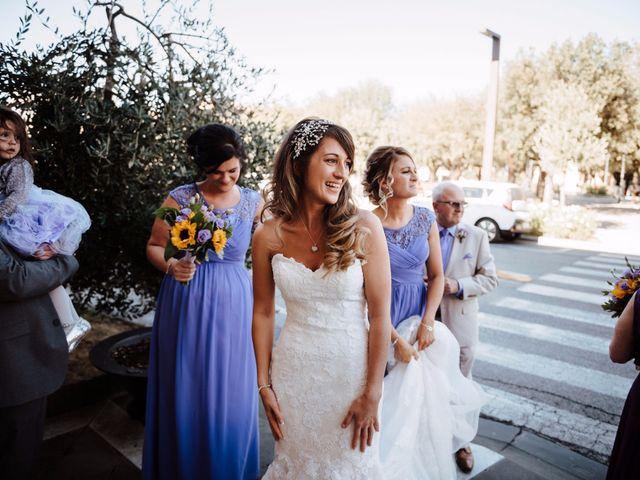 Il matrimonio di Daniel e Anna a Montespertoli, Firenze 35