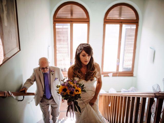 Il matrimonio di Daniel e Anna a Montespertoli, Firenze 39