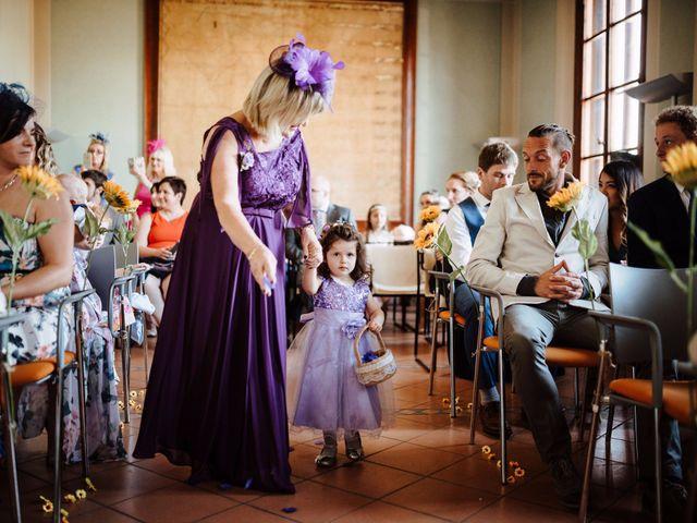 Il matrimonio di Daniel e Anna a Montespertoli, Firenze 40