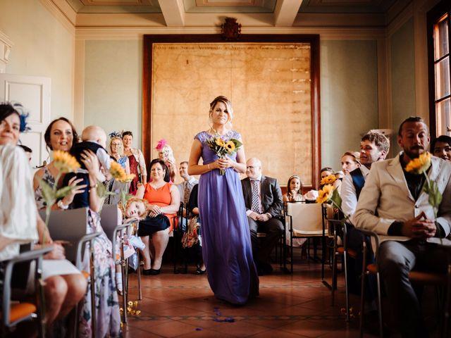 Il matrimonio di Daniel e Anna a Montespertoli, Firenze 42