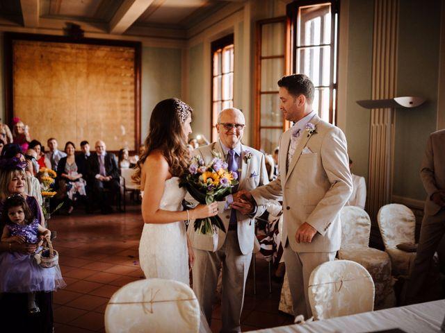 Il matrimonio di Daniel e Anna a Montespertoli, Firenze 44