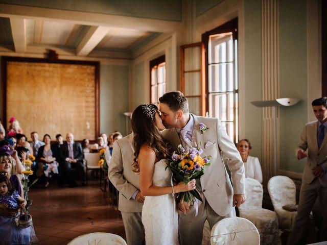 Il matrimonio di Daniel e Anna a Montespertoli, Firenze 45
