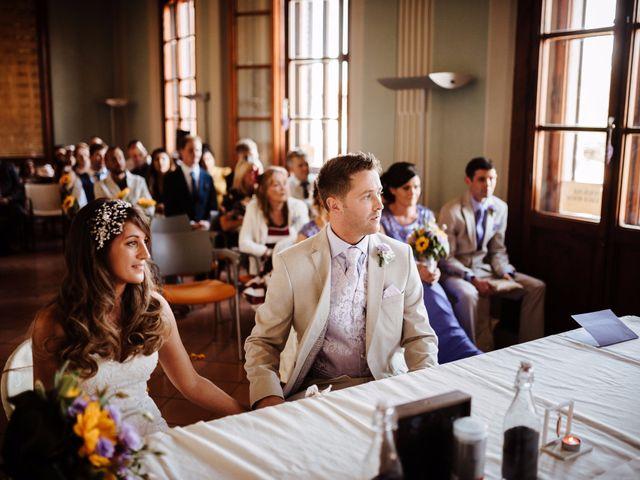 Il matrimonio di Daniel e Anna a Montespertoli, Firenze 46