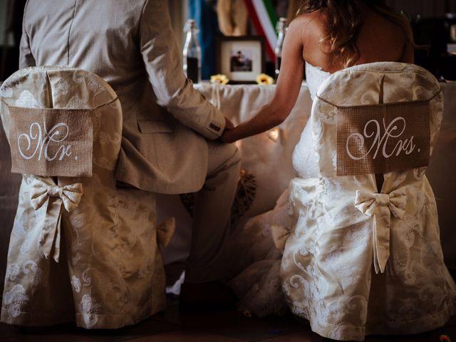Il matrimonio di Daniel e Anna a Montespertoli, Firenze 47