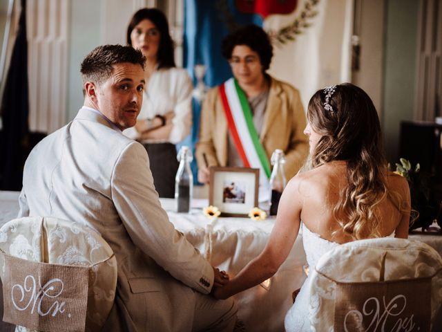 Il matrimonio di Daniel e Anna a Montespertoli, Firenze 52