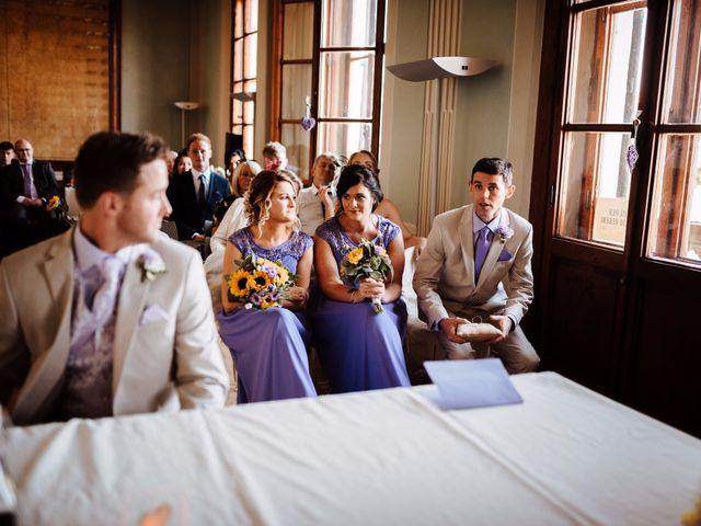 Il matrimonio di Daniel e Anna a Montespertoli, Firenze 53