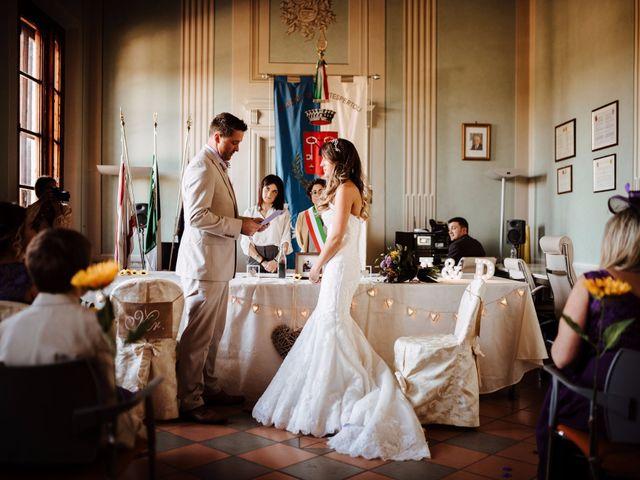 Il matrimonio di Daniel e Anna a Montespertoli, Firenze 54