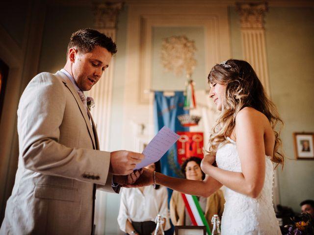 Il matrimonio di Daniel e Anna a Montespertoli, Firenze 56