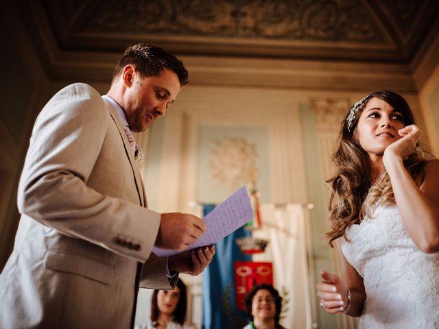 Il matrimonio di Daniel e Anna a Montespertoli, Firenze 57