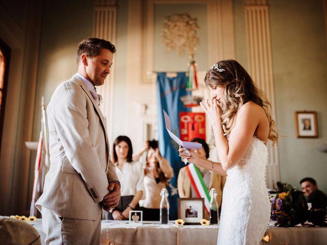 Il matrimonio di Daniel e Anna a Montespertoli, Firenze 60
