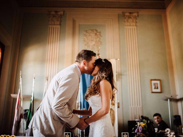Il matrimonio di Daniel e Anna a Montespertoli, Firenze 62