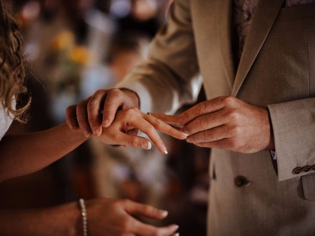Il matrimonio di Daniel e Anna a Montespertoli, Firenze 65