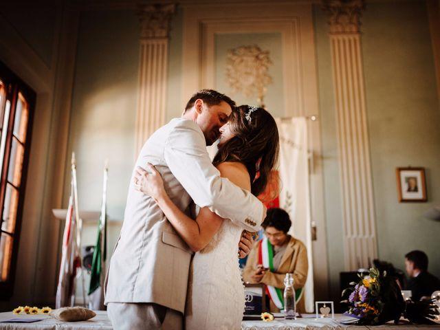 Il matrimonio di Daniel e Anna a Montespertoli, Firenze 68