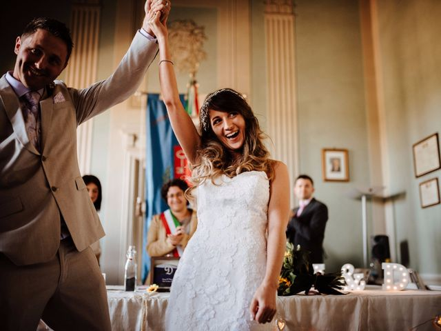 Il matrimonio di Daniel e Anna a Montespertoli, Firenze 70