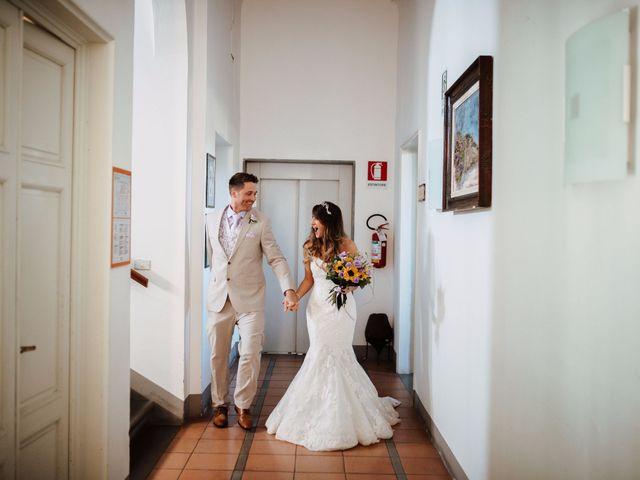 Il matrimonio di Daniel e Anna a Montespertoli, Firenze 73