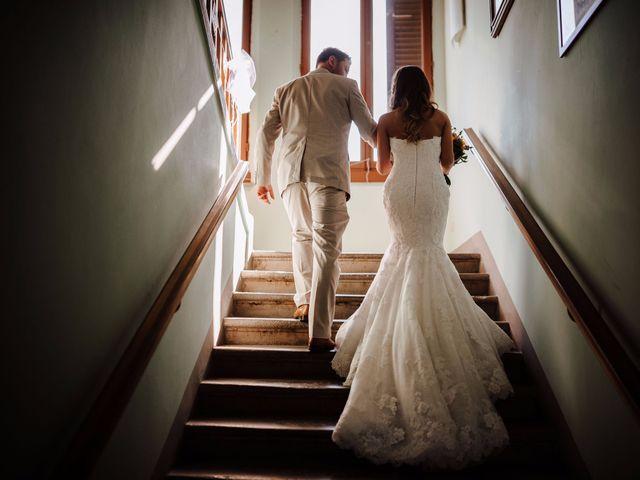 Il matrimonio di Daniel e Anna a Montespertoli, Firenze 74