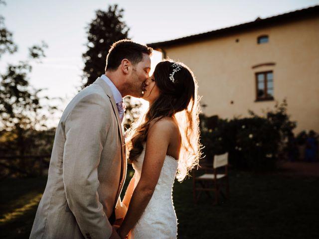 Il matrimonio di Daniel e Anna a Montespertoli, Firenze 84