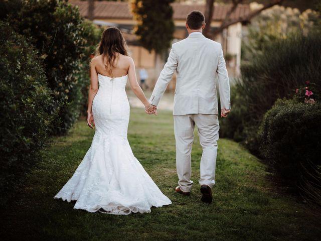 Il matrimonio di Daniel e Anna a Montespertoli, Firenze 91