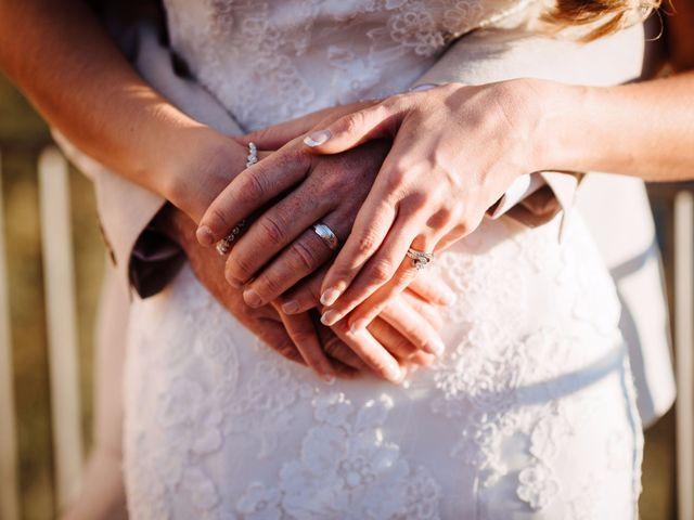 Il matrimonio di Daniel e Anna a Montespertoli, Firenze 92