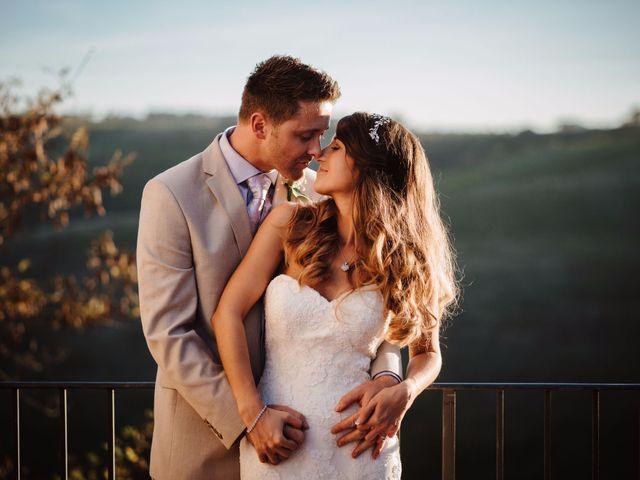 Le nozze di Anna e Daniel