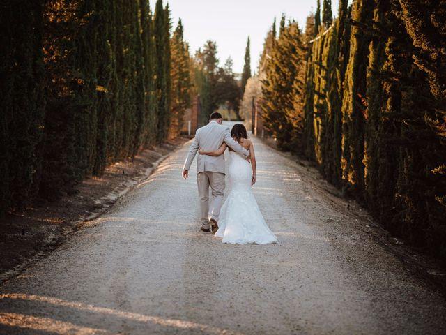 Il matrimonio di Daniel e Anna a Montespertoli, Firenze 94