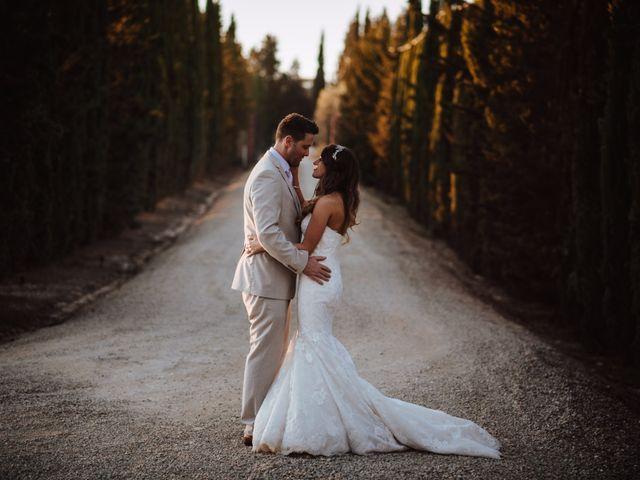 Il matrimonio di Daniel e Anna a Montespertoli, Firenze 2