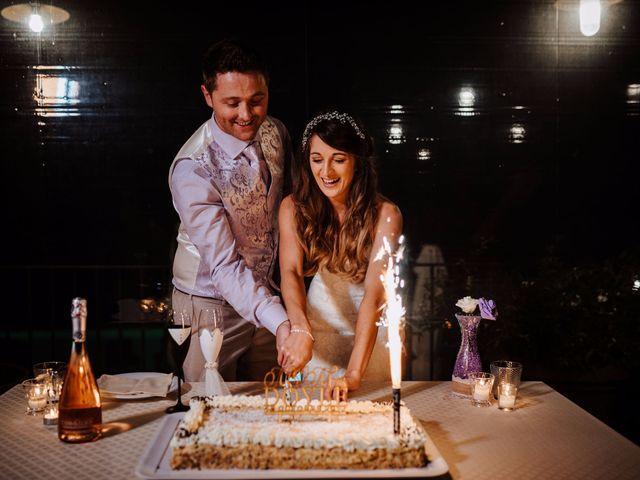 Il matrimonio di Daniel e Anna a Montespertoli, Firenze 106