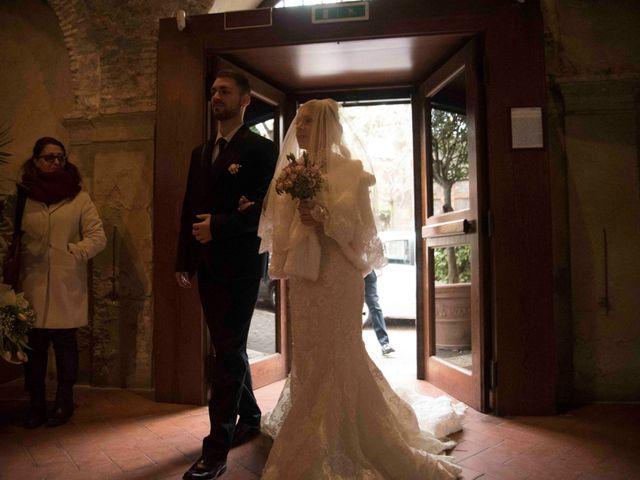 Il matrimonio di Paolo e Patrizia a Roma, Roma 11