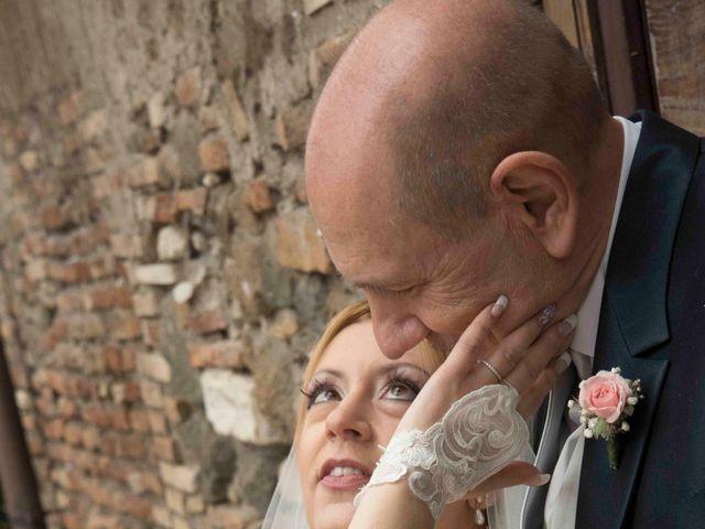 Il matrimonio di Paolo e Patrizia a Roma, Roma 16