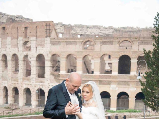 Il matrimonio di Paolo e Patrizia a Roma, Roma 17