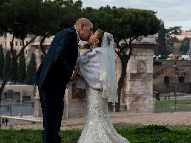 Il matrimonio di Paolo e Patrizia a Roma, Roma 22