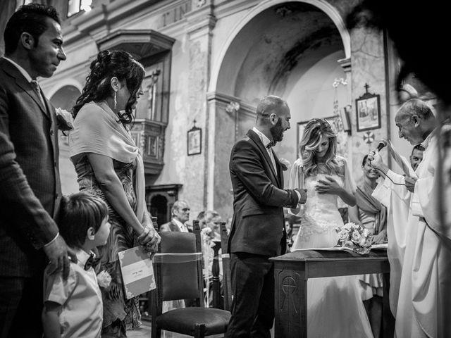Il matrimonio di Francesco e Valeria a Monza, Monza e Brianza 24