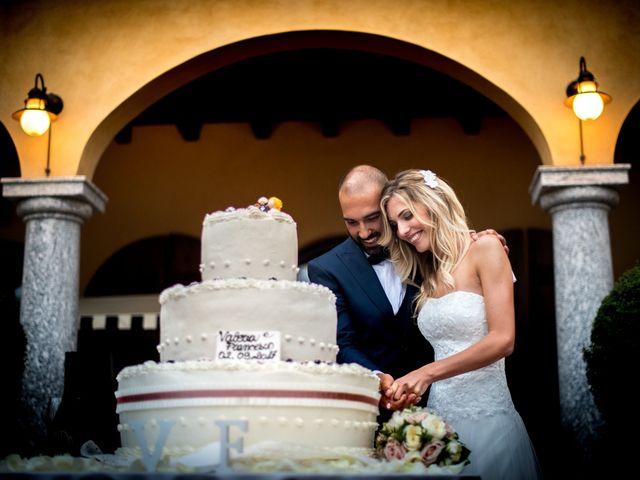 Il matrimonio di Francesco e Valeria a Monza, Monza e Brianza 38