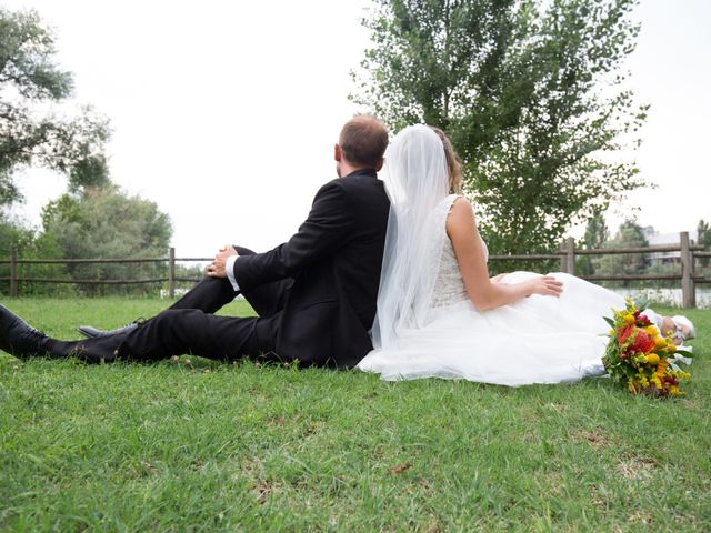 le nozze di Fedrica e Giampiero