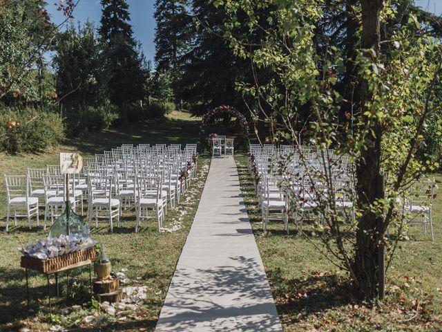 Il matrimonio di Davide e Erika a Casteggio, Pavia 13