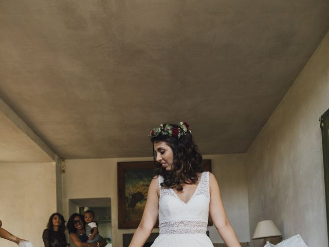 Il matrimonio di Davide e Erika a Casteggio, Pavia 18