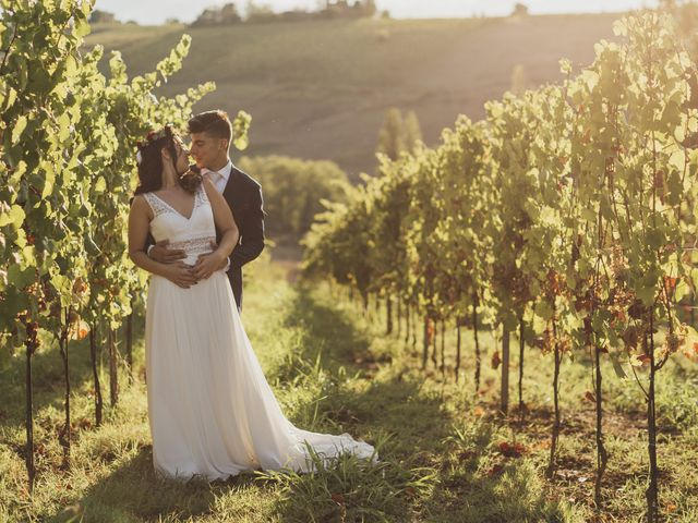 Il matrimonio di Davide e Erika a Casteggio, Pavia 24
